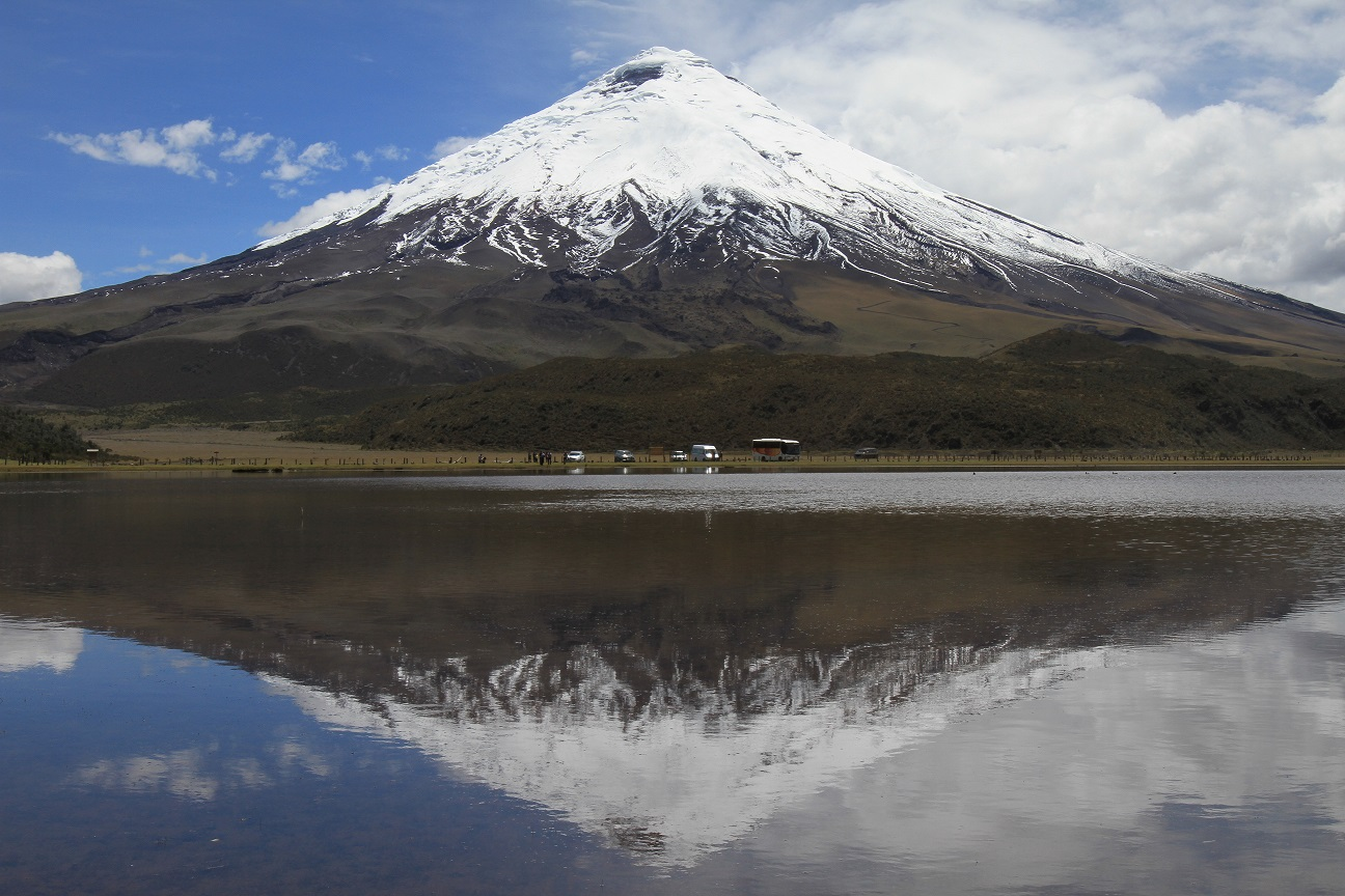 Hoch hinaus – Ecuadors mächtiger Vulkan Cotopaxi