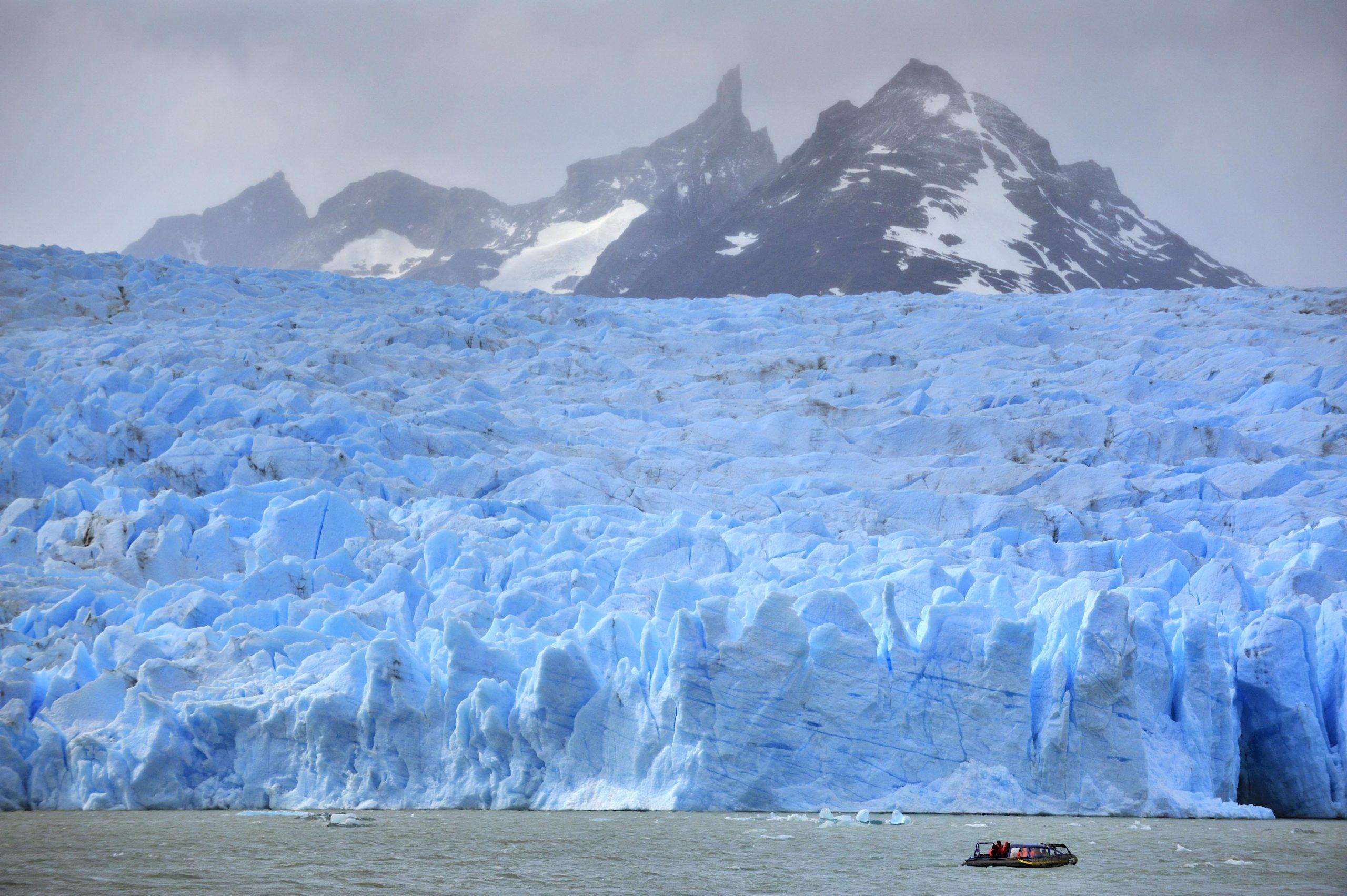 El Calafate – Besuch des Perito Moreno Gletschers