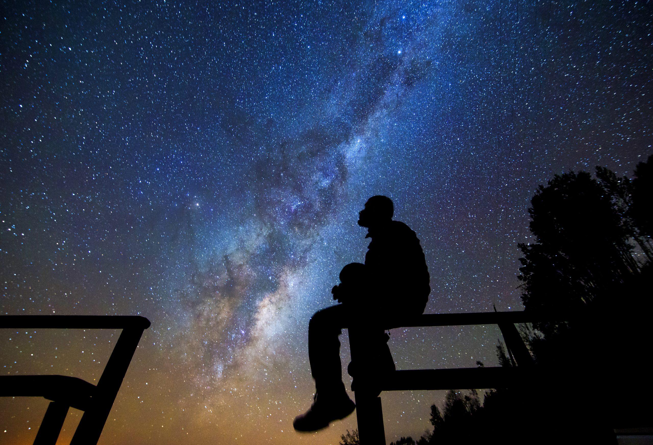 Sternenbeobachtung in der Atacamawüste