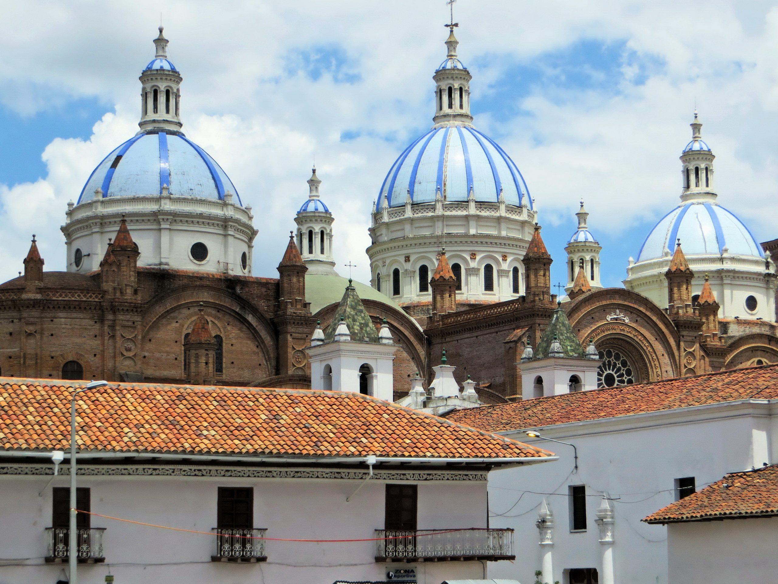 Cuenca – das Athen von Ecuador